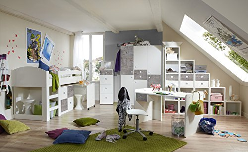 kinderzimmer jugendzimmer komplett. Black Bedroom Furniture Sets. Home Design Ideas