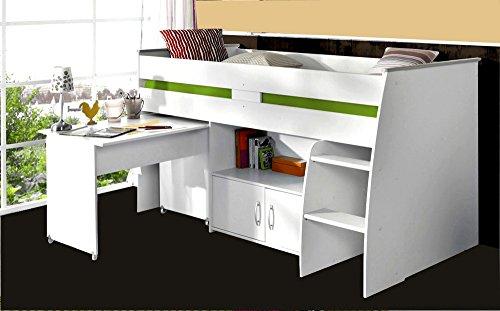 Etagenbett Ausziehbar : Cilek dynamic etagenbett inkl zusatzbett amilando möbel